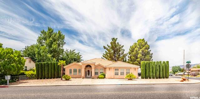 2521 W Canyon View Dr, Santa Clara, UT 84765 (#1689591) :: Red Sign Team