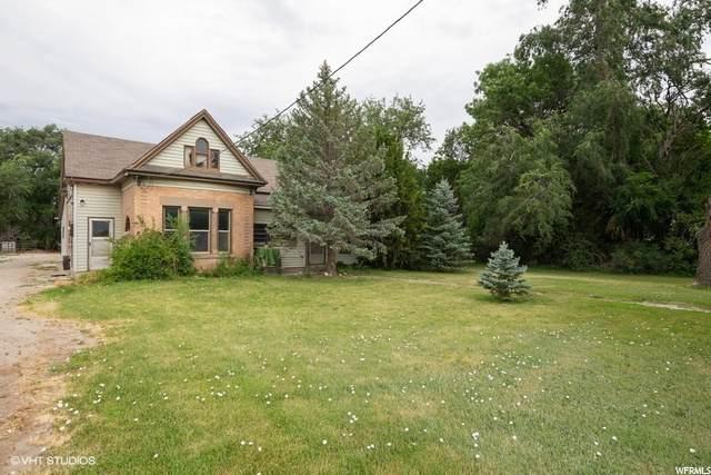 13266 S Redwood Rd W, Riverton, UT 84065 (#1689695) :: Big Key Real Estate