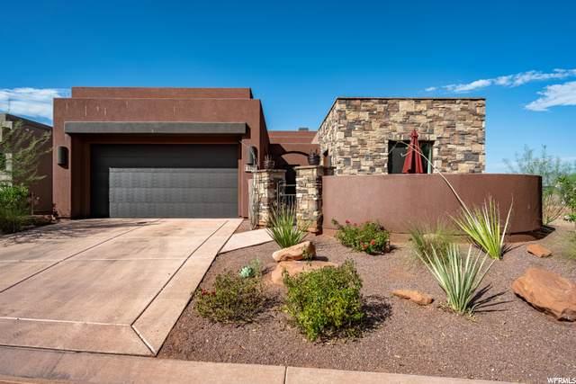 2139 W Cougar Rock Cir #153, St. George, UT 84770 (#1689707) :: Big Key Real Estate