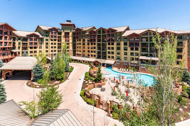 3855 Grand Summit Dr #467, Park City, UT 84098 (#1689715) :: Powder Mountain Realty