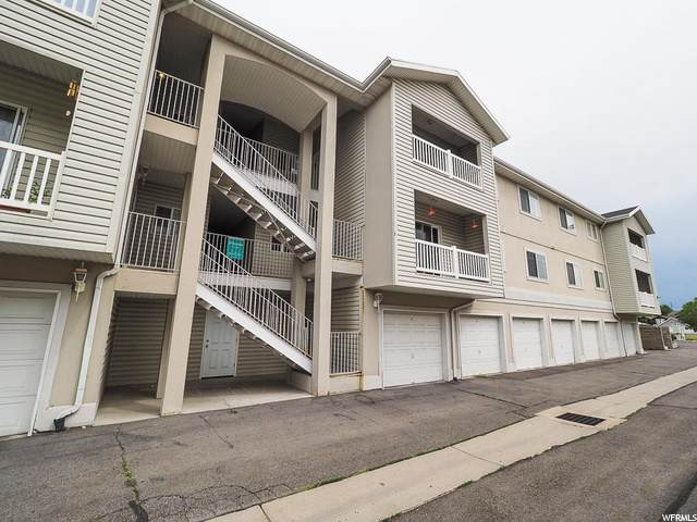 4004 S Chase Brook Ln #204, Millcreek, UT 84107 (#1689769) :: Colemere Realty Associates
