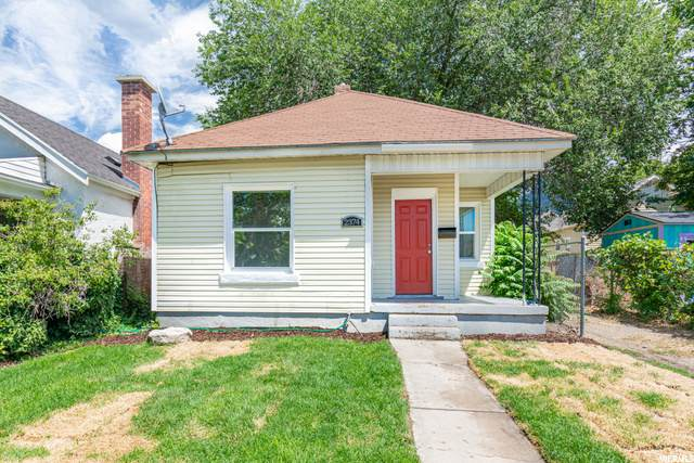 2374 Quincy Ave, Ogden, UT 84401 (#1689879) :: Colemere Realty Associates