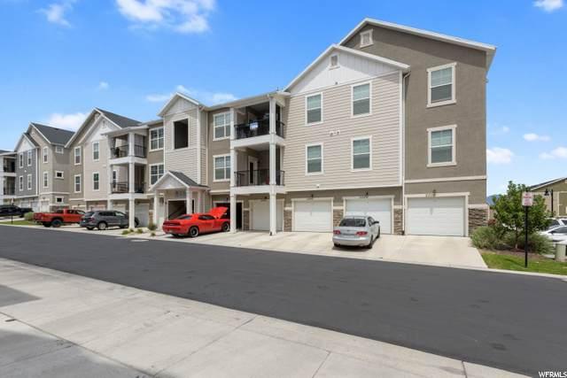 14483 S Selvig Way B302, Herriman, UT 84096 (#1689903) :: Doxey Real Estate Group