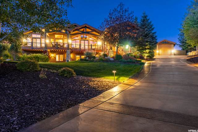 6050 Mountain Ranch Dr, Park City, UT 84098 (MLS #1689905) :: High Country Properties