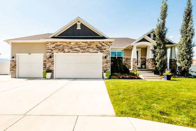 885 W 1650 N, Pleasant Grove, UT 84062 (#1689907) :: Red Sign Team