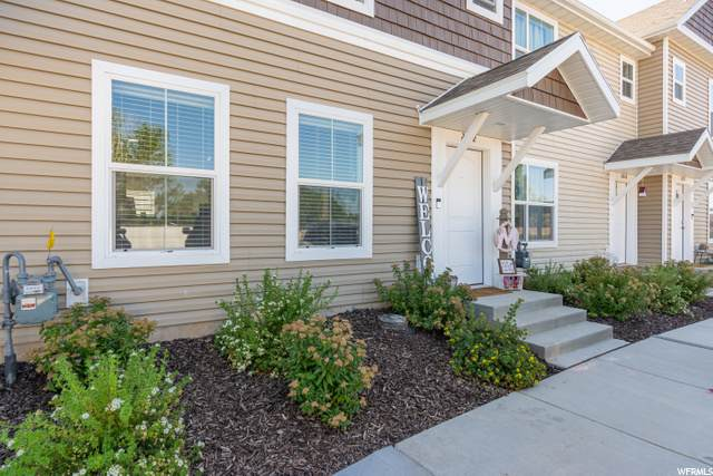 2632 N Sunset Trce W #71, Sunset, UT 84015 (MLS #1689918) :: Lookout Real Estate Group
