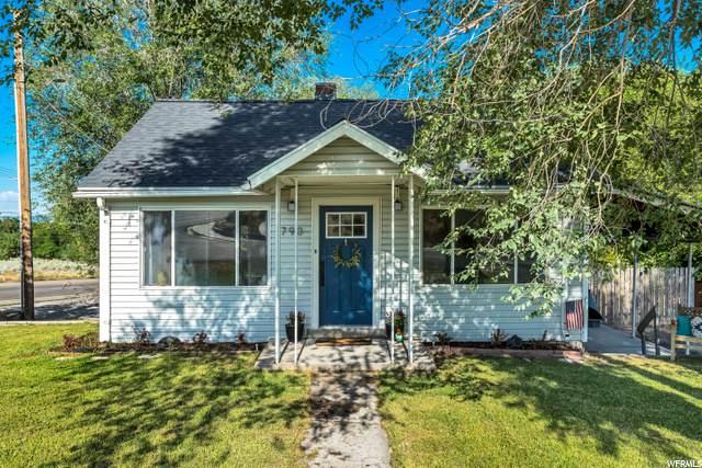 790 S 500 W, Payson, UT 84651 (#1689975) :: Big Key Real Estate