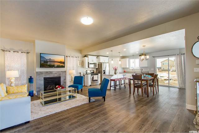 8693 N Riviera Aly G56, Eagle Mountain, UT 84005 (#1689987) :: Doxey Real Estate Group