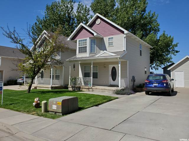 240 N 360 W, Clearfield, UT 84015 (#1690008) :: Red Sign Team