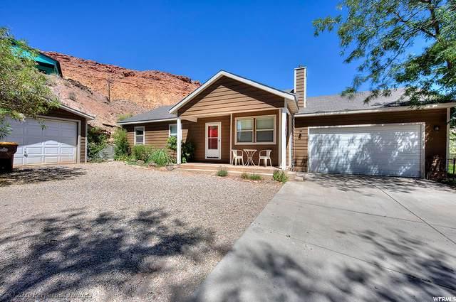 325 E 200 N, Moab, UT 84532 (#1690038) :: Powder Mountain Realty