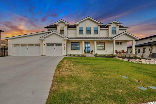 1473 W Revello Ct, Lehi, UT 84043 (#1690062) :: Big Key Real Estate