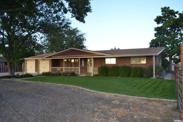 1480 S 3500 W, West Weber, UT 84401 (#1690109) :: Big Key Real Estate