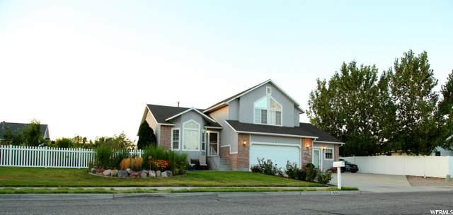 1544 W Laurel Chase Cir, Riverton, UT 84065 (#1690114) :: Big Key Real Estate