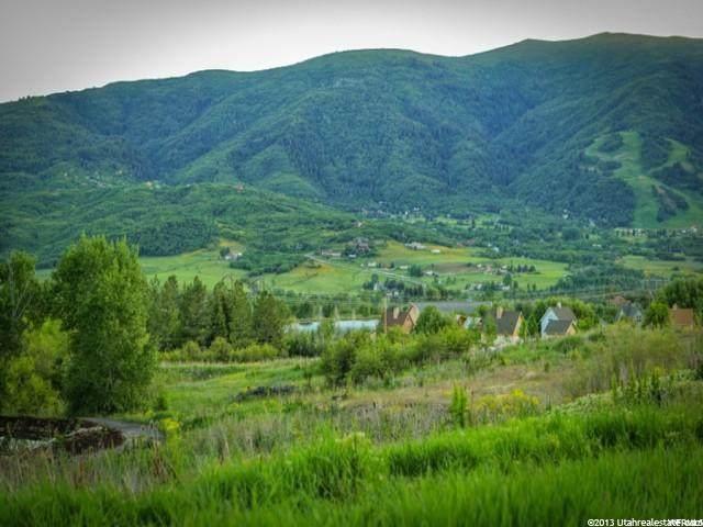 3575 N Powder Canyon Dr E, Eden, UT 84310 (#1690115) :: Big Key Real Estate