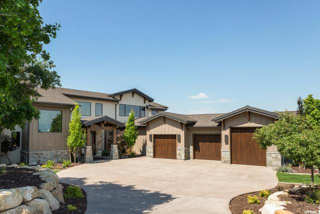 743 S Summit Creek Dr, Woodland Hills, UT 84653 (#1690208) :: Doxey Real Estate Group