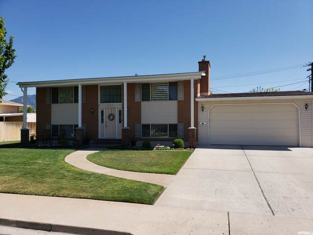 475 W 470 N, Spanish Fork, UT 84660 (#1690269) :: Powder Mountain Realty