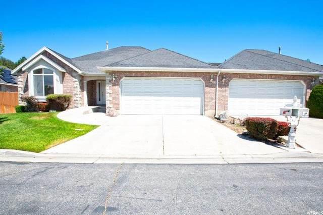 189 S Ridgeview Dr, Orem, UT 84058 (MLS #1690301) :: Lookout Real Estate Group