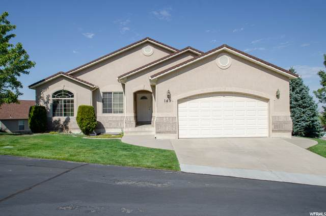 149 Hill Haven Dr, Brigham City, UT 84302 (#1690335) :: Red Sign Team