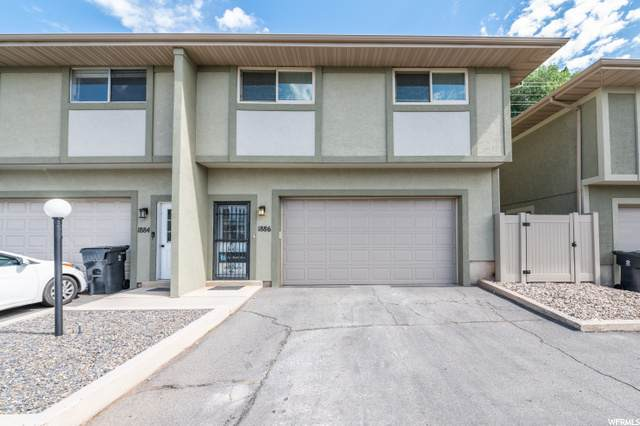 1886 E 5625 S, South Ogden, UT 84403 (MLS #1690351) :: Lookout Real Estate Group