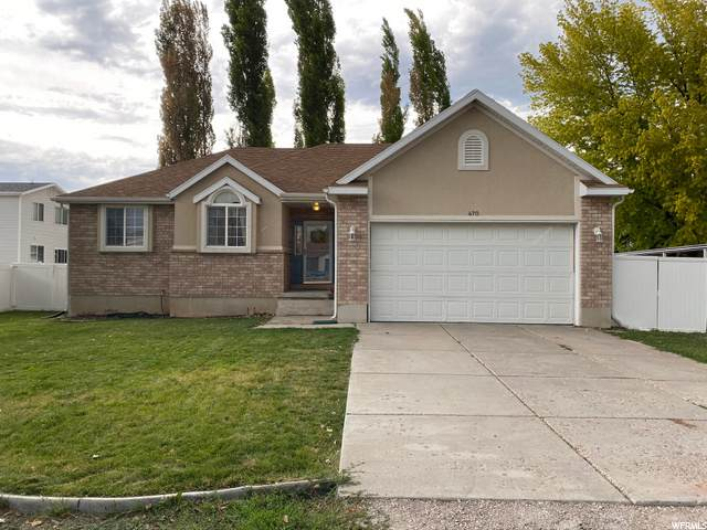470 W Young St, Morgan, UT 84050 (#1690376) :: Red Sign Team