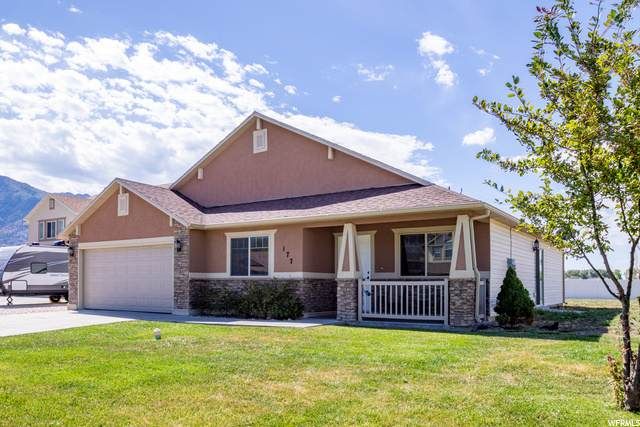 177 W 2025 N, Harrisville, UT 84414 (#1690386) :: Big Key Real Estate