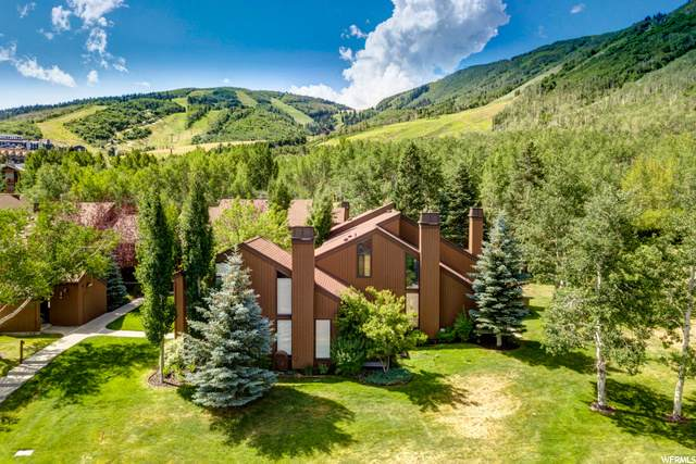 1521 Three Kings Dr #54, Park City, UT 84060 (#1690405) :: Powder Mountain Realty