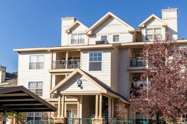 900 Bitner Rd F17, Park City, UT 84098 (MLS #1690409) :: High Country Properties