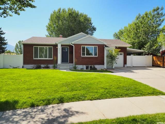 5479 S Knollcrest St, Salt Lake City, UT 84107 (#1690451) :: Red Sign Team