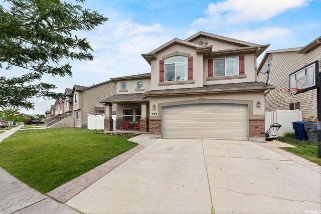 239 Walton Dr, North Salt Lake, UT 84054 (#1690462) :: Belknap Team