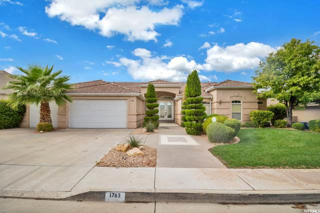 1763 Boulder Mountain Rd, St. George, UT 84790 (#1690518) :: RE/MAX Equity