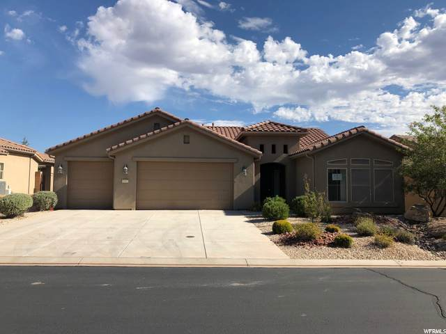 1592 W Songbird Dr, St. George, UT 84790 (#1690523) :: goBE Realty