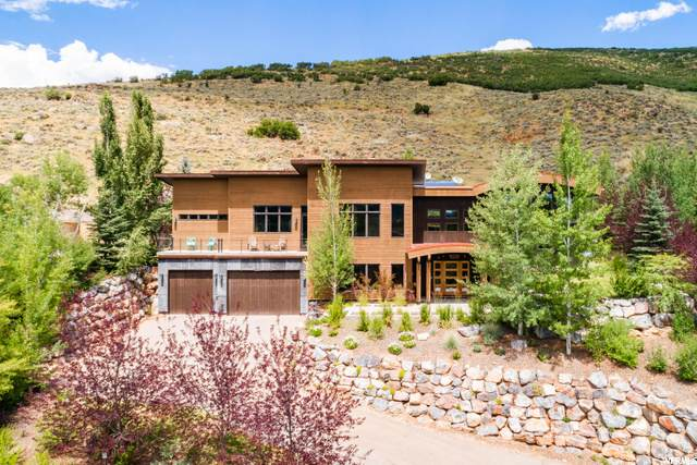 3200 W Daybreaker Dr #48, Park City, UT 84098 (#1690526) :: Exit Realty Success