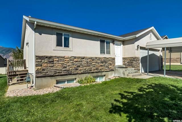 1118 N Ridge Ct, Spanish Fork, UT 84660 (MLS #1690631) :: Lookout Real Estate Group