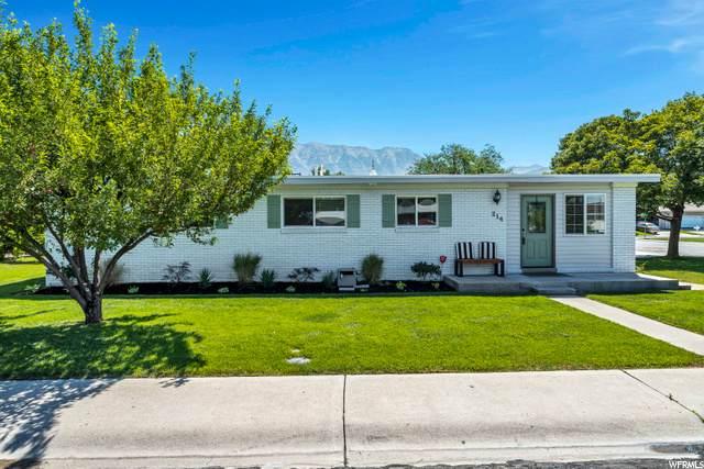 214 N 100 E, Orem, UT 84057 (#1690641) :: Big Key Real Estate