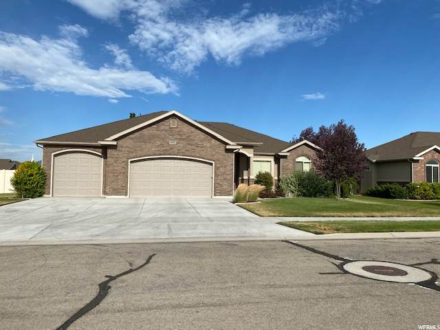 4076 S 4775 W, West Haven, UT 84401 (#1690673) :: Big Key Real Estate