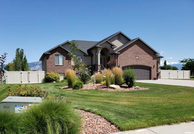 1555 N 4325 W, Plain City, UT 84404 (#1690681) :: Big Key Real Estate