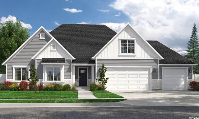 989 E 1600 N #6, Mapleton, UT 84664 (#1690704) :: Bustos Real Estate | Keller Williams Utah Realtors