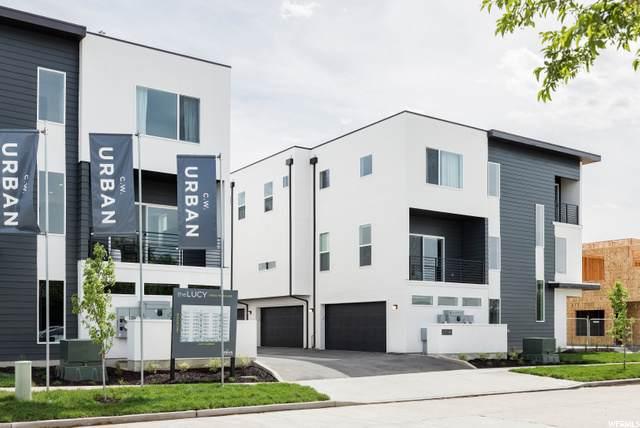 230 W 1300 S #35, Salt Lake City, UT 84115 (#1690763) :: Bustos Real Estate | Keller Williams Utah Realtors