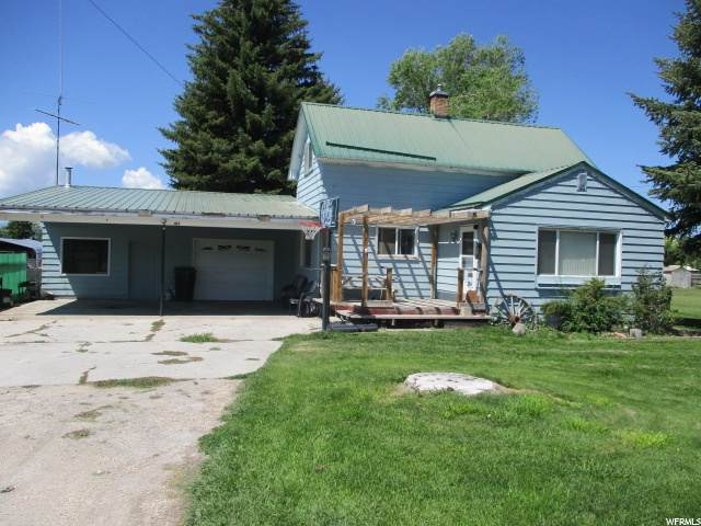 415 N 5TH St N, Montpelier, ID 83254 (#1690792) :: Big Key Real Estate