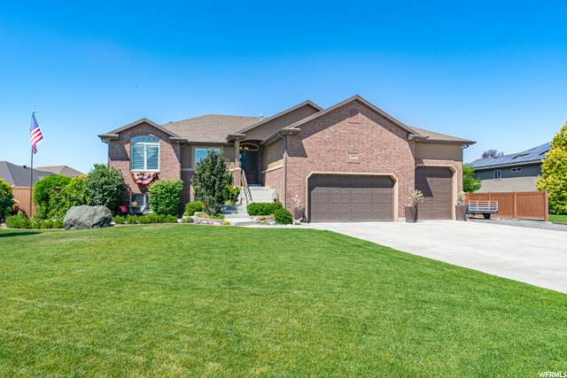 2163 N 2850 W, Plain City, UT 84404 (#1690796) :: Big Key Real Estate