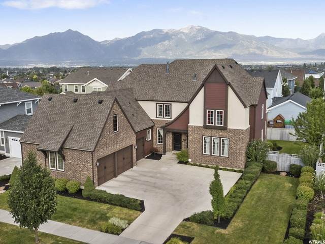 10369 S Martings Dr W, South Jordan, UT 84009 (#1690814) :: REALTY ONE GROUP ARETE