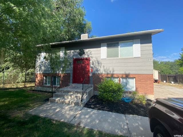 239 S Pingree Ave, Ogden, UT 84404 (#1690856) :: Big Key Real Estate
