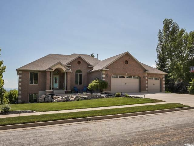 3967 N 1050 W, Pleasant View, UT 84414 (#1690873) :: RE/MAX Equity