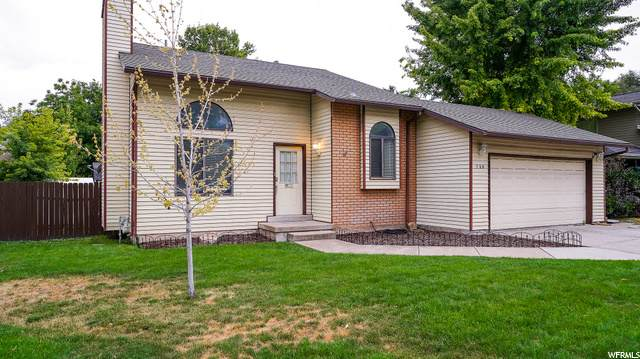 580 S Country Creek Dr W, Layton, UT 84041 (#1690923) :: REALTY ONE GROUP ARETE