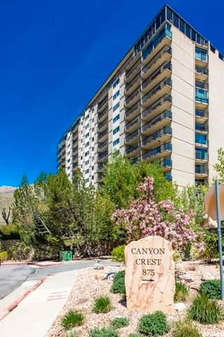 875 S Donner Way #203, Salt Lake City, UT 84108 (#1690933) :: Big Key Real Estate
