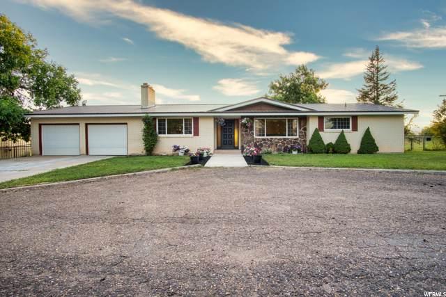 6983 N 15750 W, Altonah, UT 84002 (#1690937) :: Big Key Real Estate