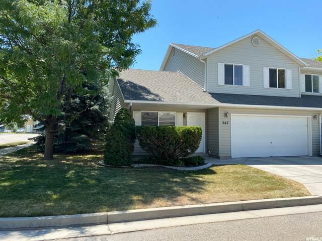 567 E 825 N, Ogden, UT 84404 (#1690939) :: Big Key Real Estate