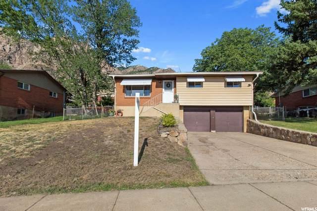 446 Robins Ave, Ogden, UT 84404 (#1690955) :: Big Key Real Estate