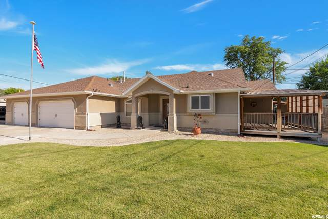 463 E 100 N, Spanish Fork, UT 84660 (#1691036) :: Big Key Real Estate