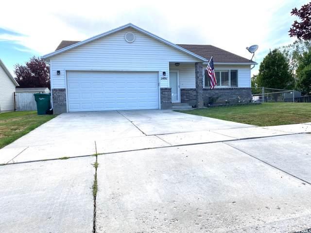 1491 N Gramercy E, Ogden, UT 84404 (#1691073) :: Big Key Real Estate